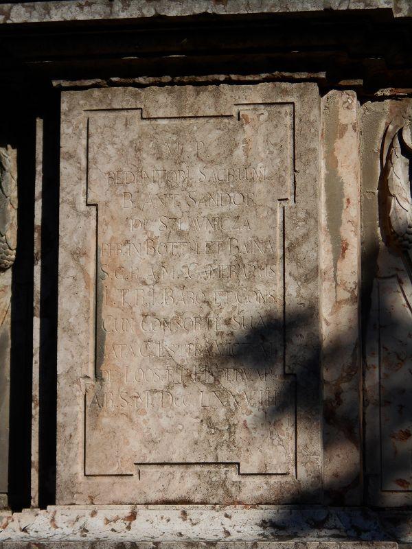 Kereszt, feszület (Bajna) http://www.turabazis.hu/latnivalok_ismerteto_4975 #latnivalo #bajna #turabazis #hungary #magyarorszag #travel #tura #turista #kirandulas