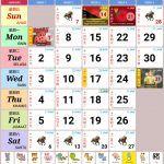 Malaysia Calendar Year 2018 (School Holiday) – Malaysia Calendar