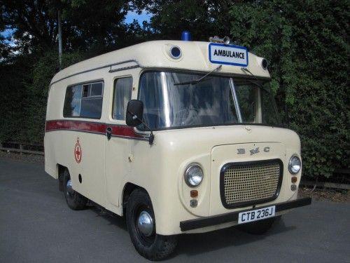 BMC Ambulance