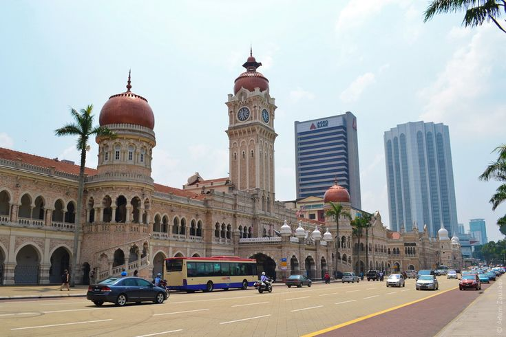 Куала-Лумпур # 2 | tema-travel
