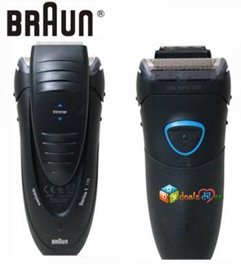 Braun Series 1 170 Shaver For Men @ Rs.1,953/-