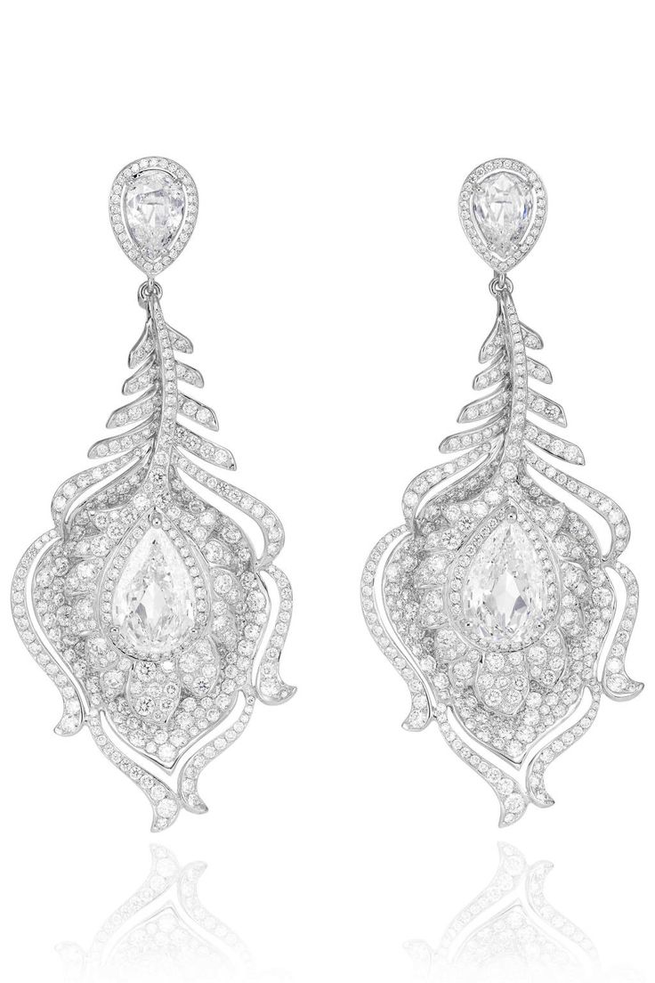 Bling Ring: Chopard At Cannes Chopard Earringsdiamond