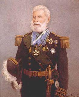 Almirante Barroso da Marinha Imperial Brasileira.