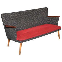 Mid Century Modern Atomic Sofa $5500 @ Baxter U0026 Liebchen, 212 431 5050 Or  Info