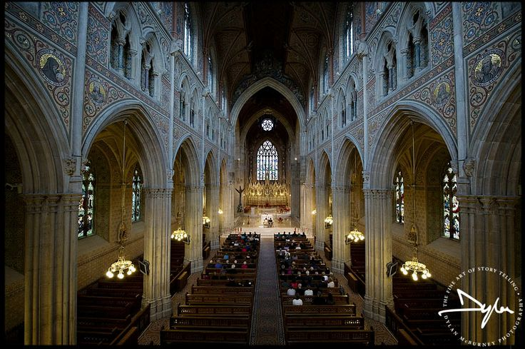 Wedding in St Patricks Cathedral, Armagh #stpatrickscathedral