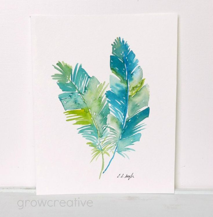 Easy watercolor painting ideas images for Watercolor drawing ideas