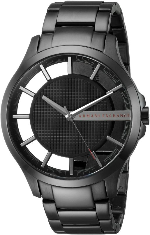 Best Deals 50% OFF A/X Armani Exchange Smart IP Stainless Steel Watch | Amazon:   Best Deals 50% OFF A/X Armani Exchange Smart IP Stainless Steel Watch | Amazonhttp://bit.ly/2hHy16L#TodayDeals #DailyDeals #DealoftheDay - This black IP Armani Exchange mens watch features a sleek textured black dial with cut-through index ring glass-back detailing and a Y-link bracelet. Read customer reviews and find more great deals on Amazon today!http://bit.ly/2hHy16L…