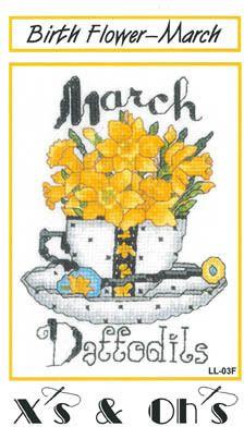 Xs And Ohs - Cross Stitch Patterns & Kits - 123Stitch.com
