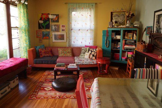 I really, really love this! 10 Must-See Room for Color Entries: Week Three