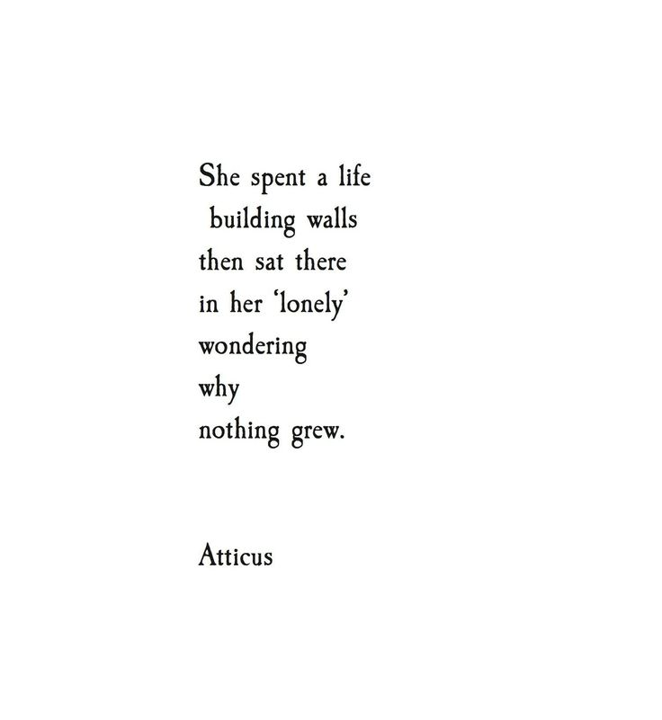 Atticus Poetry hit right in the feels