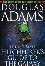 «Автостопом по галактике» Дуглас Адамс /«Hitchhiker's Guide to the Galaxy»Douglas Adams