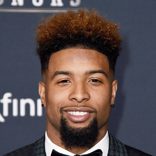 Odell Beckham Jr.'s Hair and Haircut Styles