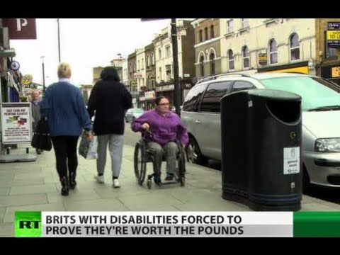 Insult to Injury: UK's disabled must 'prove' handicaps to get benefits