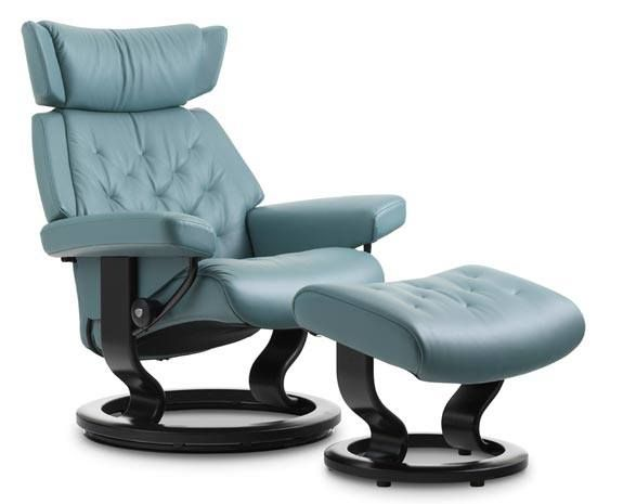 Designer Armchairs | Stressless Skyline | Easy chairs