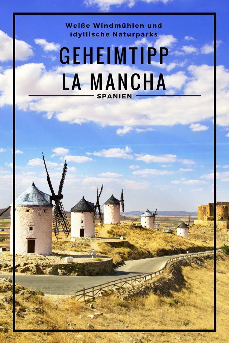 Echter Geheimtipp La Mancha in Spanien