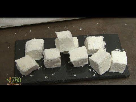 Recette de la Vraie guimauve ou Marshamallow - 750 Grammes - YouTube