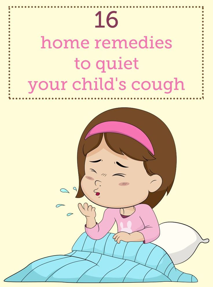These easy at-home remedies soothe your child's cough and cold in no time.