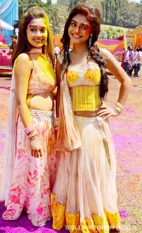 #TinaDutta and #SreejitaDe
