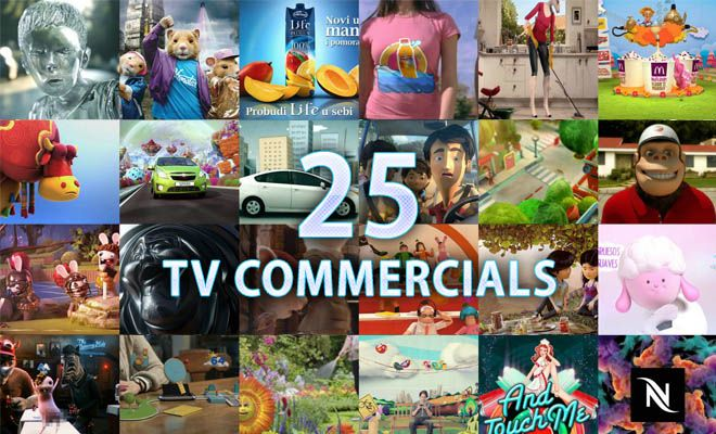 25 Best 3D Animated TV Commercial Videos for your inspiration. Follow us www.pinterest.com/webneel
