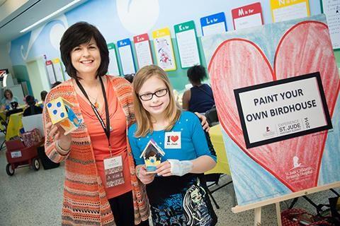 10 best st jude images on pinterest childhood cancer for St jude dream home shreveport