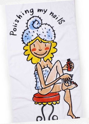 Blond Amsterdam -  handdoeken