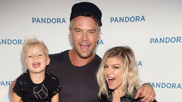 It's Fergie's Birthday See Her Cutest Snaps with 3-Year-Old Son Axl