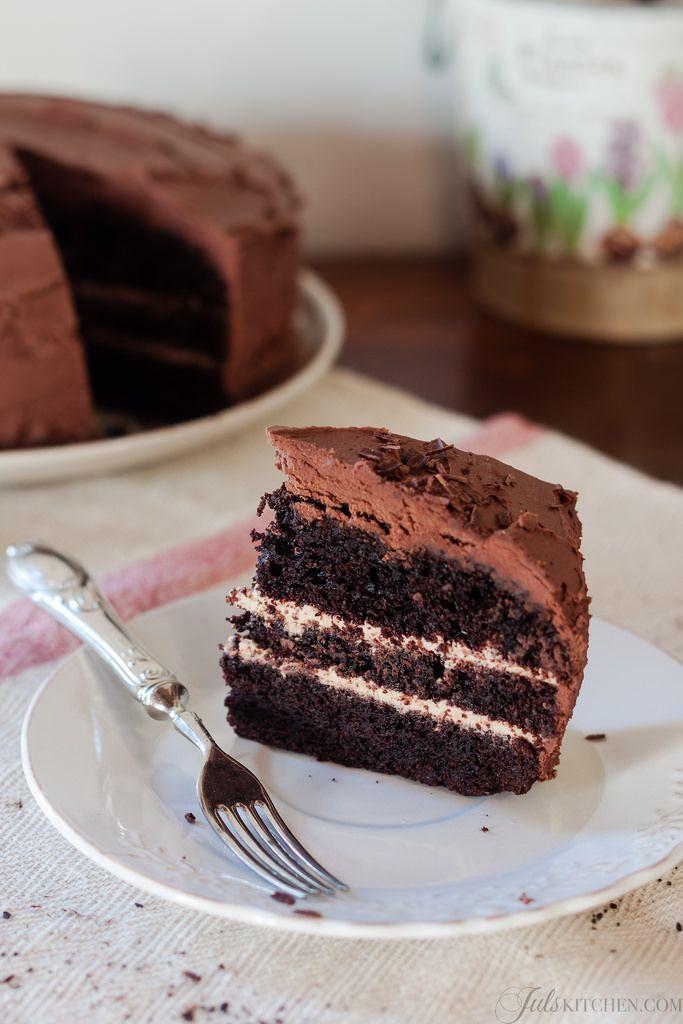 Chocolate Mud Cake Images : Chocolate Mud Cake Recipes Pinterest