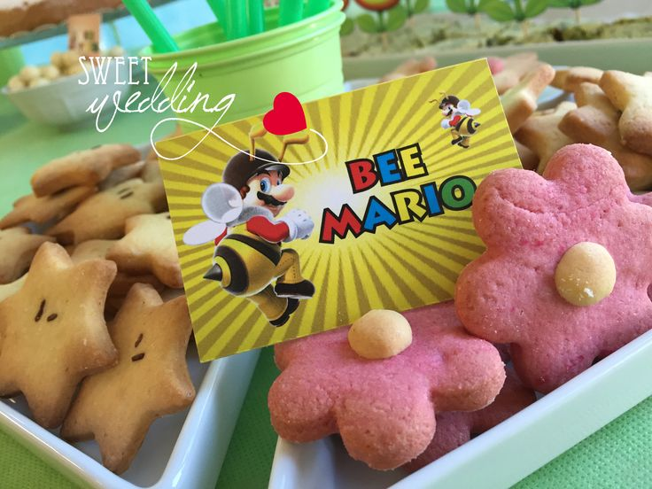 Festa di compleanno Super Mario - Birthday time!!