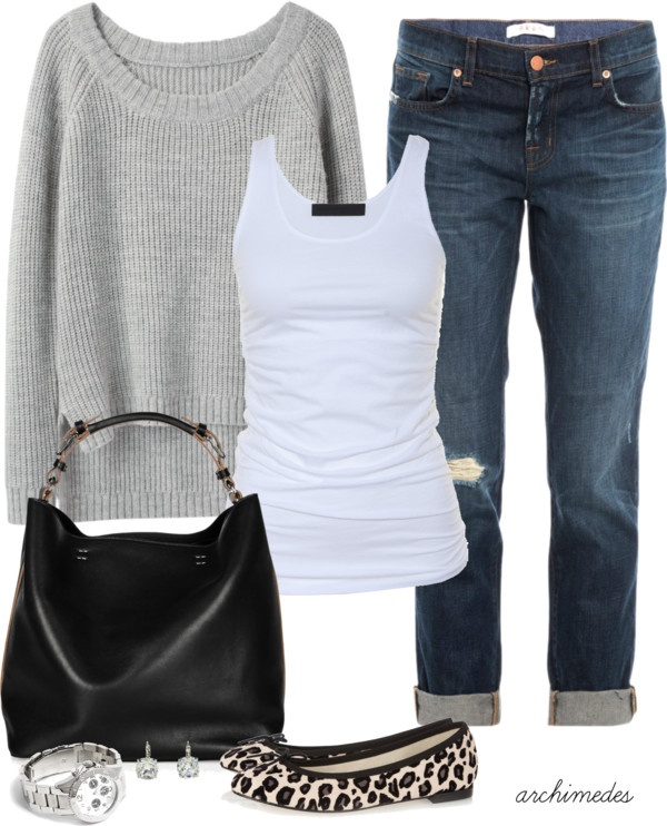 """Rag and Bone Pullover"" by archimedes16 on Polyvore"