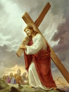 My Jesus loves me so much He went to the Cross for me. Thank You Jesus.