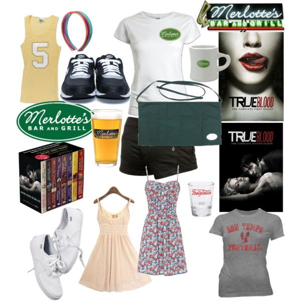 Sookie Style - True Blood Merchandise, created by evin on Polyvore