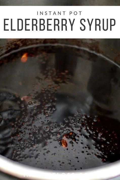 I made Elderberry Syrup on the stove for years but the Instant Pot makes it even easier! This Instant Pot Elderberry Syrup and gummy recipe can help keep your family well this cold and flu season! For thousands of years the Elderberry has been revered for it's healing properties. It's an effective way to support immune …