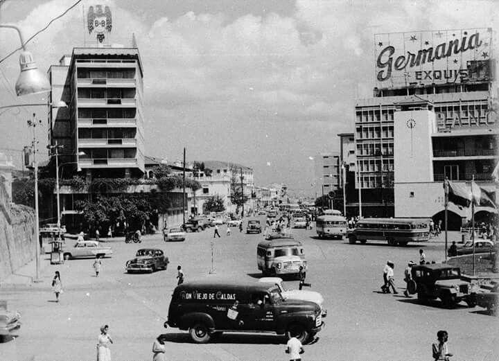 Paseo de Bolivar de Barranquilla