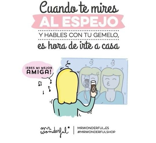 Amiga mr wonderful pinterest tes for Frases de mister wonderful