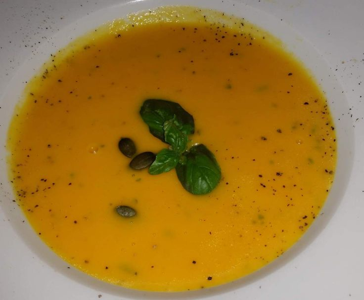 Rezept Kürbissuppe  (weltbeste) von Ninakeule - Rezept der Kategorie Suppen