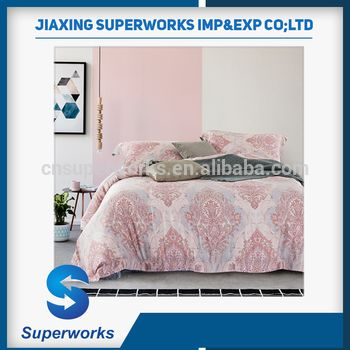 China wholesale good quality hotel and wedding bedding sets