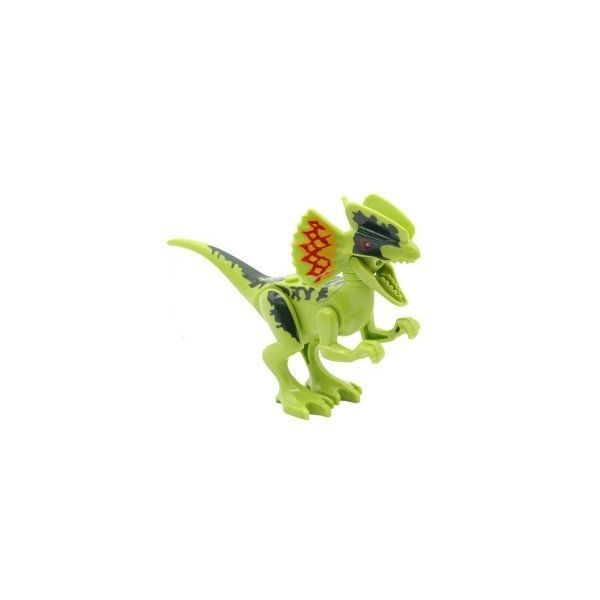 Jurassic World Dinosaurs Custom Minifigures, Including: Indominus Rex, Fits Lego