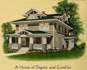 25 best ideas about 1940s bungalow on pinterest for 1940 craftsman style home