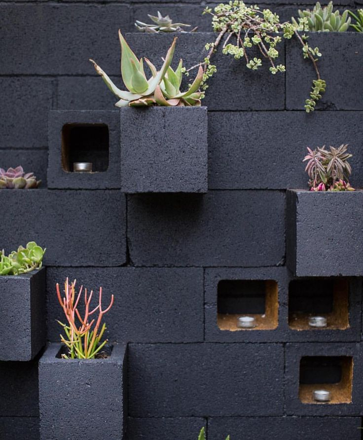 """136 Likes, 4 Comments - instaproduct (@archidesignproduct) on Instagram: """"DIY wall and planters . #plants #planters #designer #architecture #art #decoration #decor…"""""""