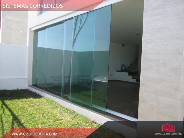 puertas corredizas de vidrio - Buscar con Google
