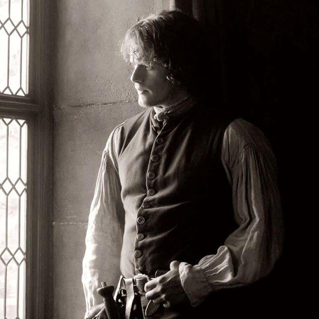 Repost lulu-tan79 (tumblr)  #JamieFraser  #Lallybroch  #Outlander