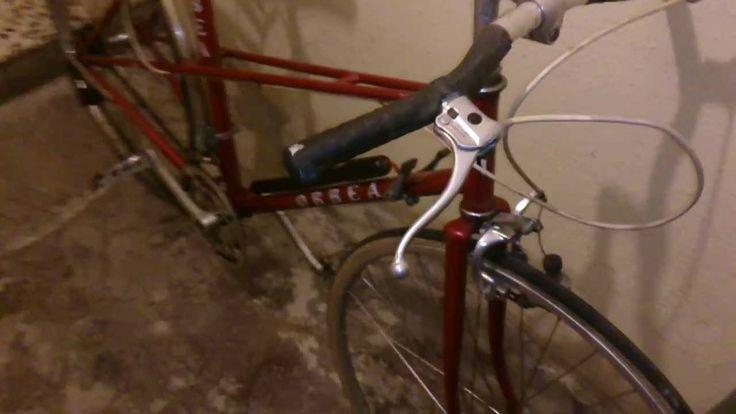 Después de la presentación de la Orbea donosti en foto terminada, un vídeo tal cual nos vino a nosotros. Propiedad de componentes bicicleta baratos en Zaragoza.