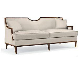 Drexel Heritage Furniture   Drexel Heritage Upholstery Sofa Of Logic