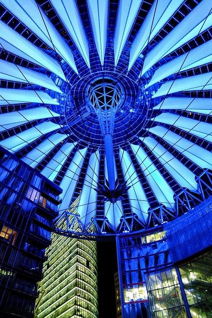 Berlin Festival of Lights 2012: Potsdamer Platz | Flickr - Photo Sharing!