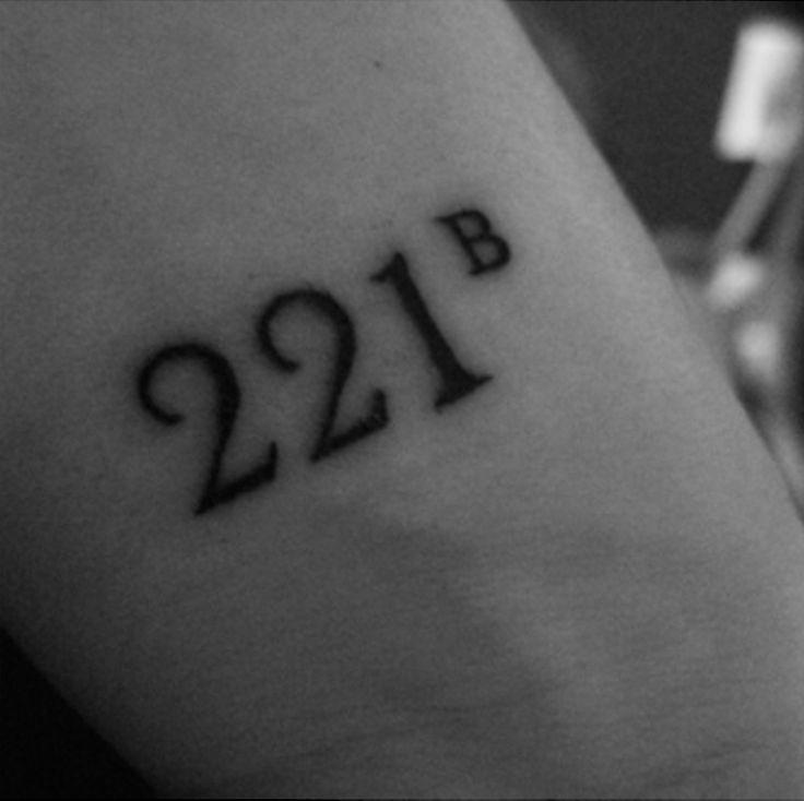 8 'Sherlock' Tattoos All Benedict Cumberbatch Fans Will Approve Of — PHOTOS