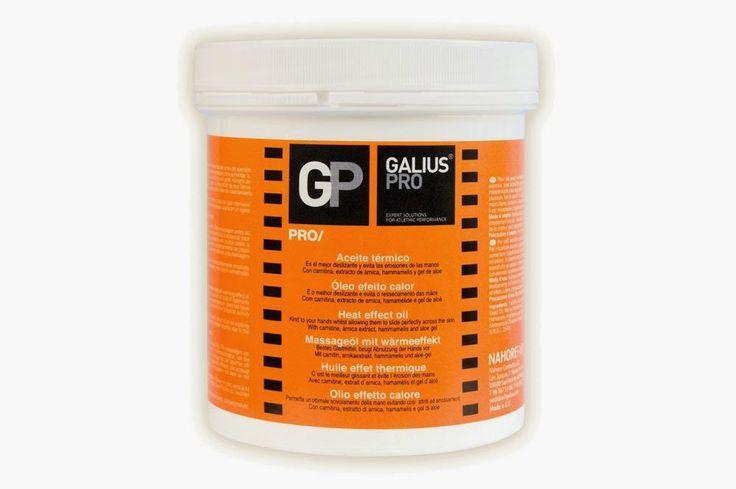 Aceite térmico Galius Pro - Calentador de músculos por 12,74 € | Top 5 Bicicletas de Carretera - Las mejores ofertas en la red