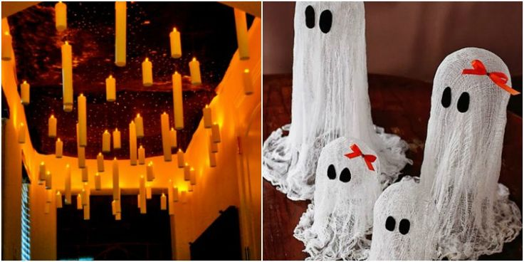 15 best Halloween Decos for kids images on Pinterest Halloween - how to make simple halloween decorations