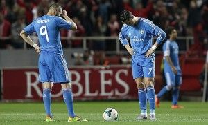 real lost at sevilla