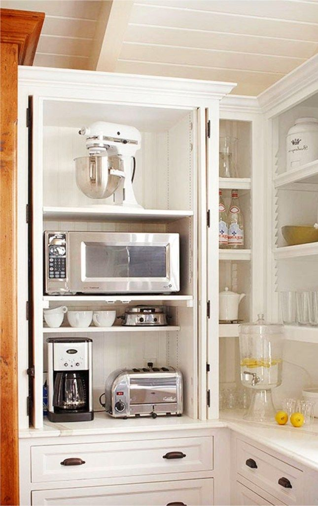 Kitchen Coffee Bar Ideas - 30+ Kitchen Coffee Bar PICTURES ...
