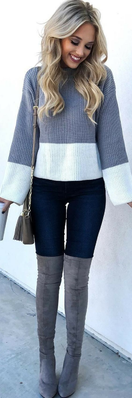 Amazing Look Will Spice Up Your Autumn - How To Style By Emily Herren http://ecstasymodels.blog/2017/10/17/amazing-look-will-style-emily-herren/